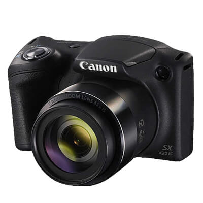 Canon Compact Camera Powershot SX430 IS 1