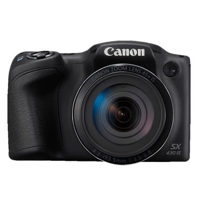 Canon Compact Camera Powershot SX430 IS 2