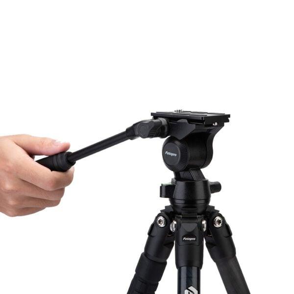 Fotopro P 4 Professional Tripod 3