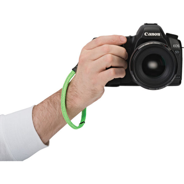 JOBY DSLR Wrist Strap (Neon Green)