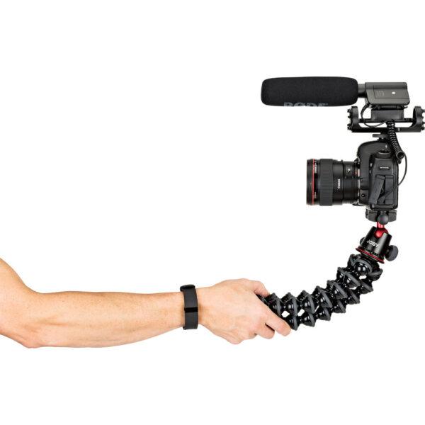 JOBY GorillaPod 5K Flexible Mini Tripod with Ball Head Kit 14