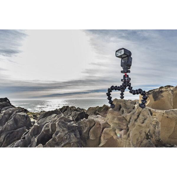JOBY GorillaPod 5K Flexible Mini Tripod with Ball Head Kit 16