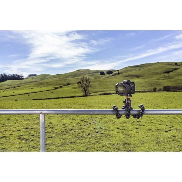 JOBY GorillaPod 5K Flexible Mini Tripod with Ball Head Kit 17
