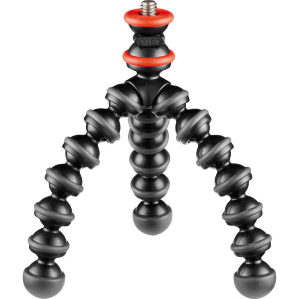 JOBY GorillaPod Starter Kit (Black/Red)