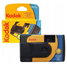 Kodak Sigle Use Camera ISO800 Daylight 27+12 EXPs