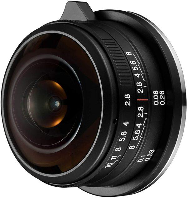 Laowa 4mm f2.8 Fisheye