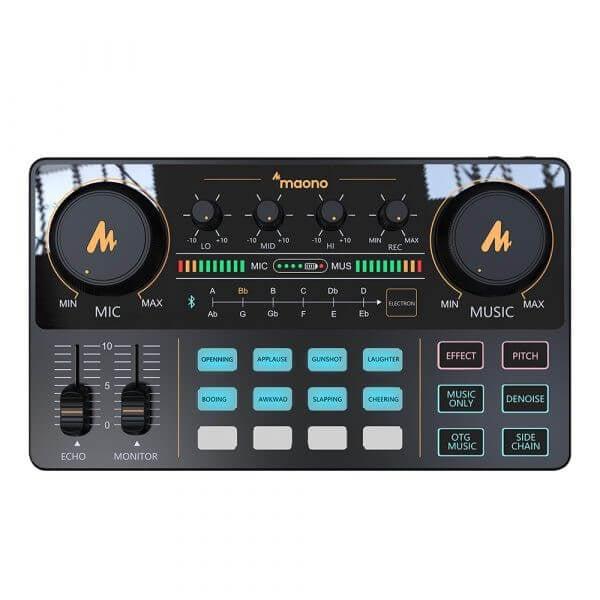 MAONOCASTER AU-AM200 Portable Podcast Production Studio