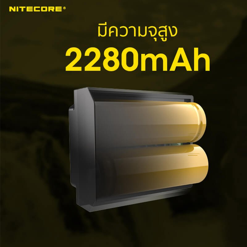 Nitecore Battery NFZ 100 for Sony A7 A9 Series 5