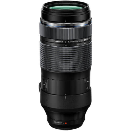 Olympus M.Zuiko Digital ED 100-400mm f5-6.3 IS Lens