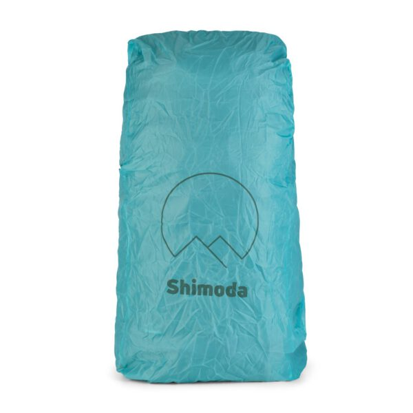 Shimoda Designs 70L Rain Cover for Action X70 Backpack Nile Blue 2