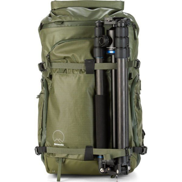 Shimoda Designs Action X30 Backpack Starter Kit with Medium Mirrorless Core Unit Version 2 (Army Green)
