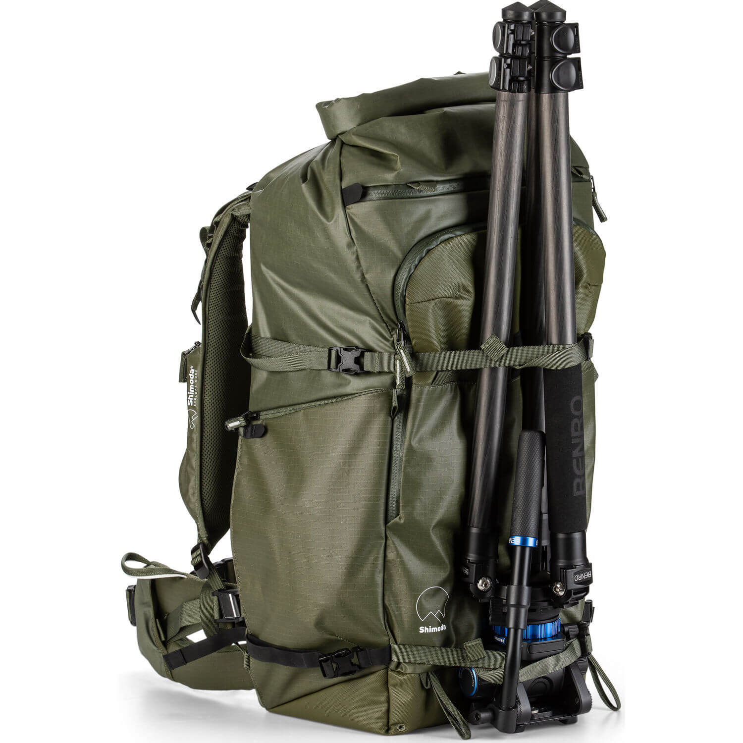 Shimoda Designs Action X70 Backpack Starter Kit Army Green 11