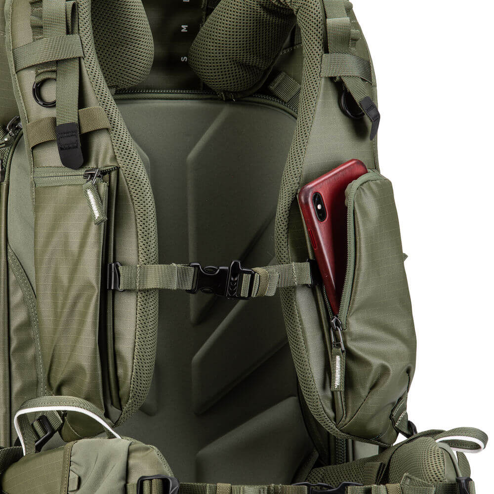 Shimoda Designs Action X70 Backpack Starter Kit Army Green 12