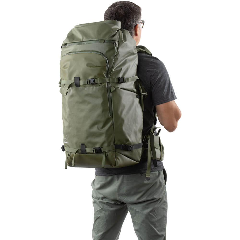 Shimoda Designs Action X70 Backpack Starter Kit Army Green 14