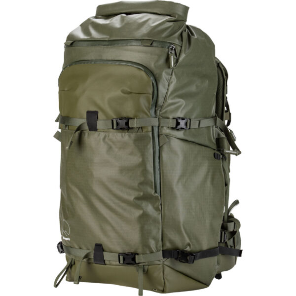 Shimoda Designs Action X70 Backpack Starter Kit Army Green 2