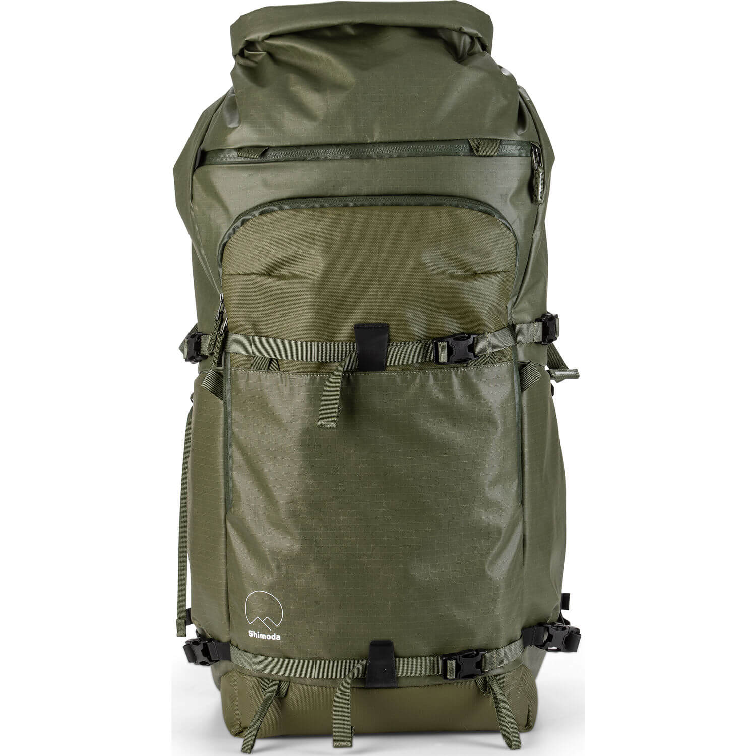 Shimoda Designs Action X70 Backpack Starter Kit Army Green 3