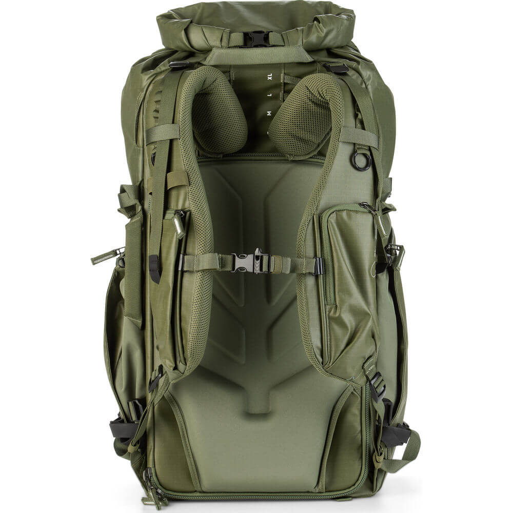 Shimoda Designs Action X70 Backpack Starter Kit Army Green 4