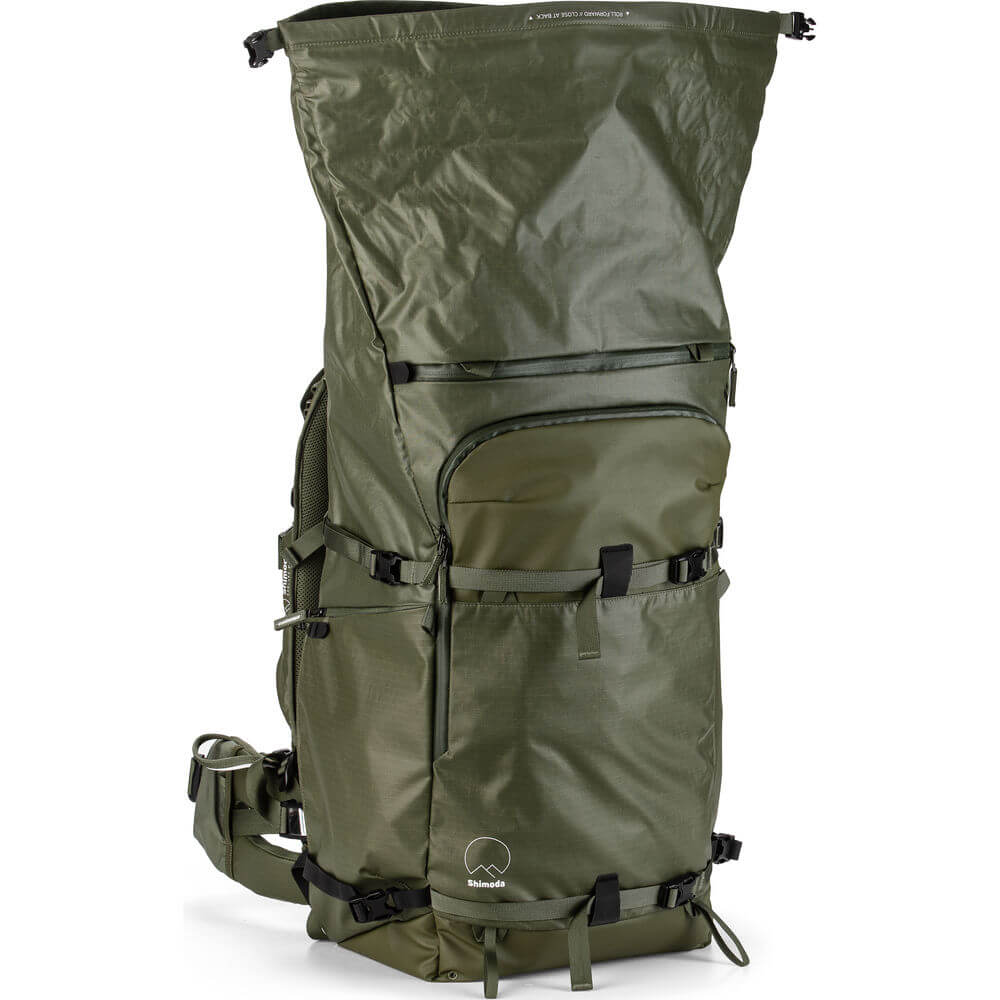 Shimoda Designs Action X70 Backpack Starter Kit Army Green 8