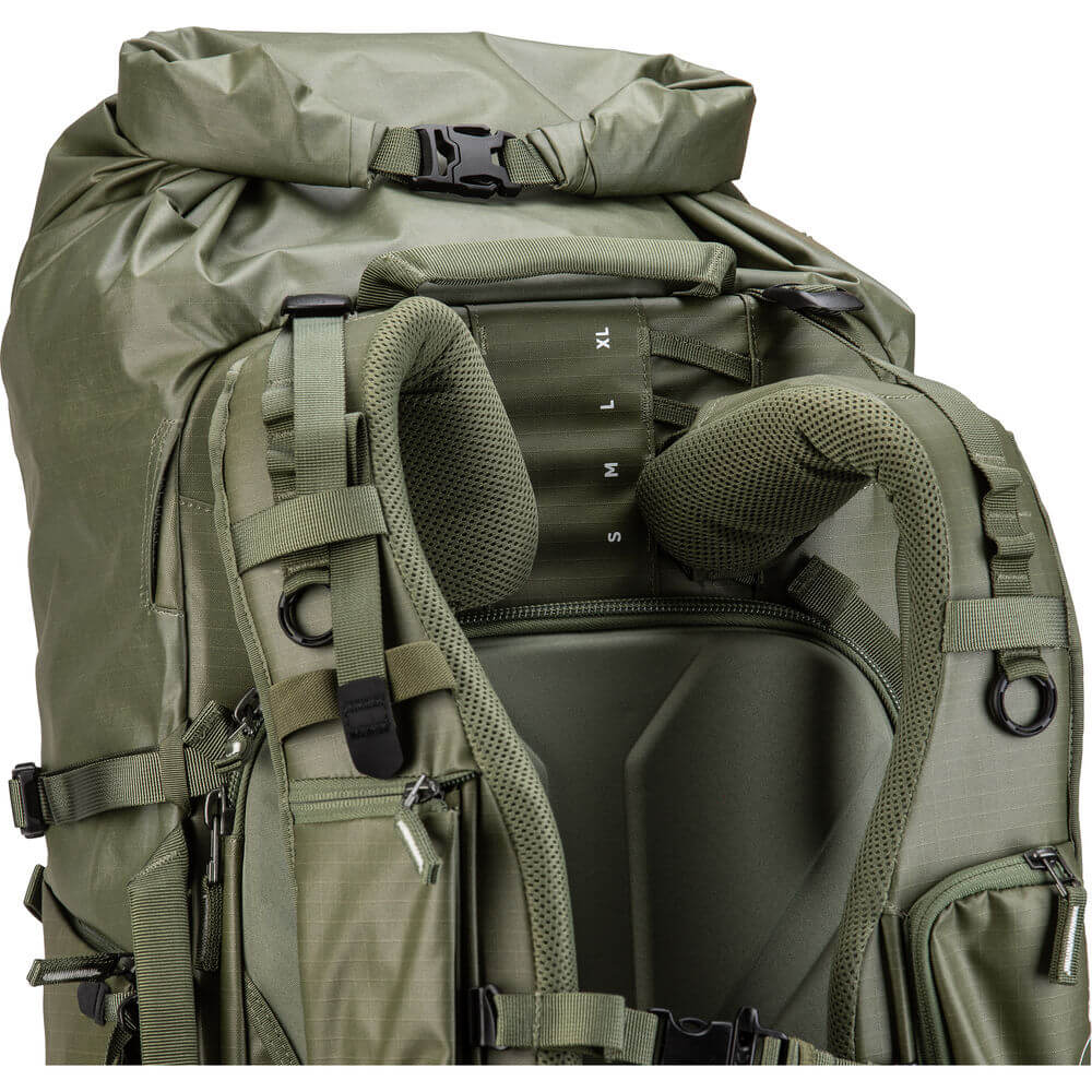 Shimoda Designs Action X70 Backpack Starter Kit Army Green 9
