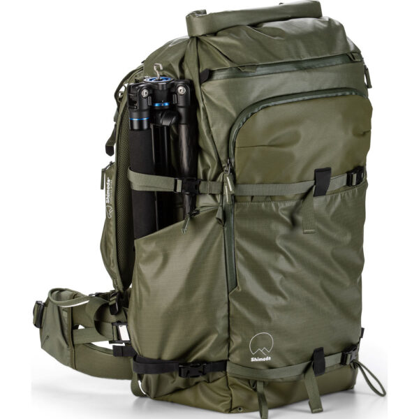 Shimoda Designs Action X70 Backpack Starter Kit Army Green7
