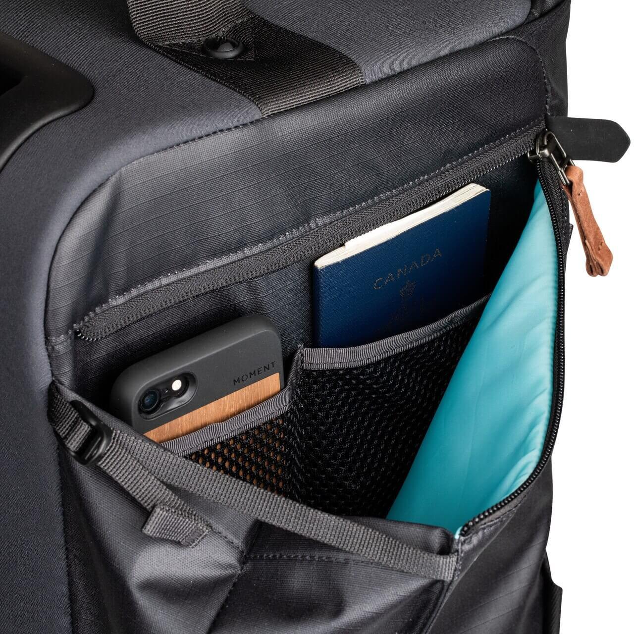 Shimoda Designs DV Roller Black