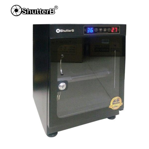 Shutter-B SB-30ES LED Numerical Control Button Dry Cabinet