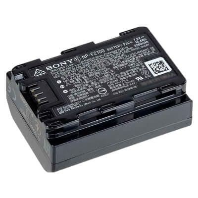 Sony NP FZ1003