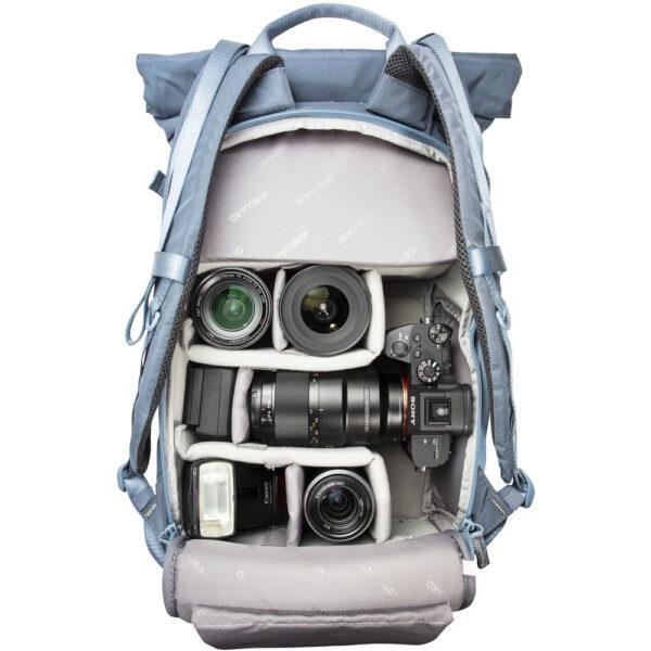 Vanguard VEO Flex 43M Backpack Blue 10