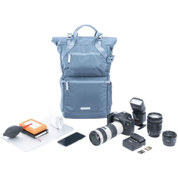 Vanguard VEO Flex 43M Backpack Blue 7