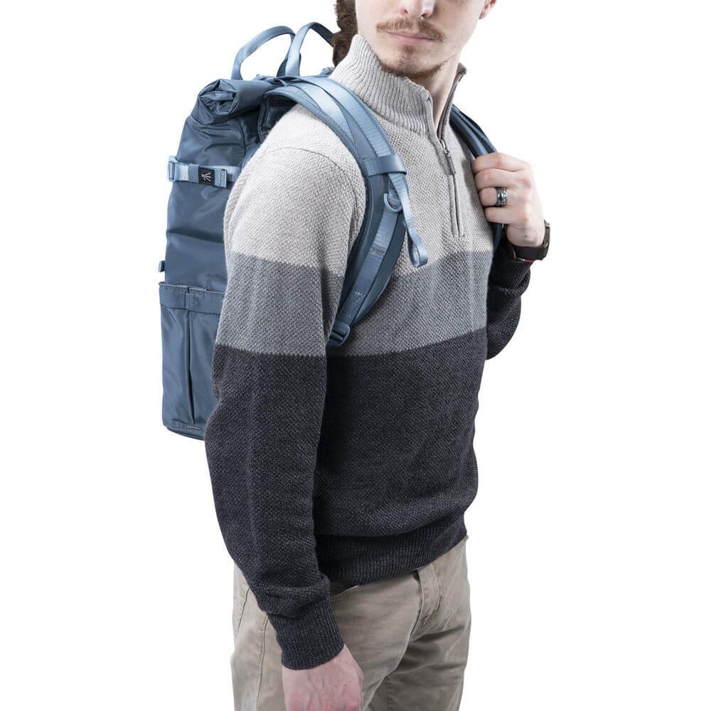 Vanguard VEO Flex 43M Backpack Blue 8
