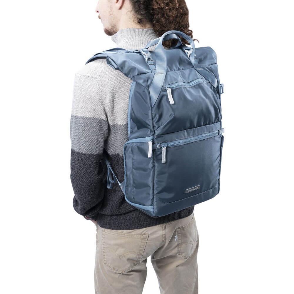 Vanguard VEO Flex 43M Backpack Blue 9