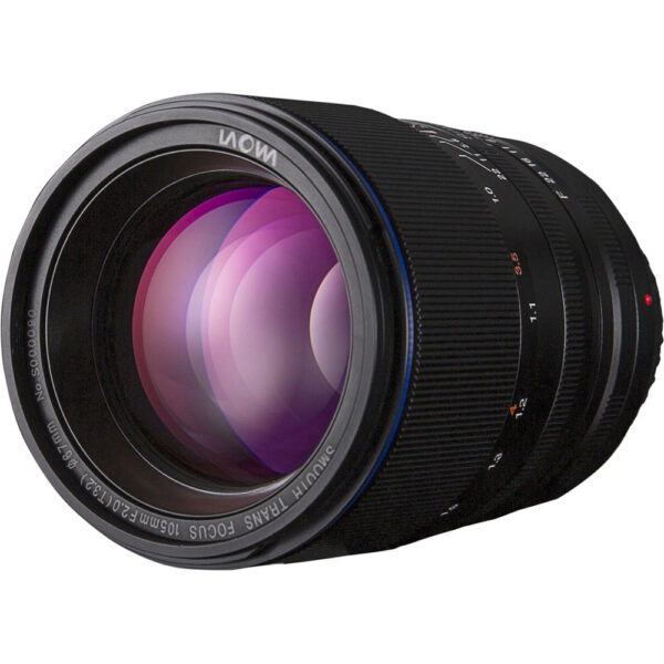 Venus Optics Laowa 105mm f2 Smooth Trans Focus STF Lens