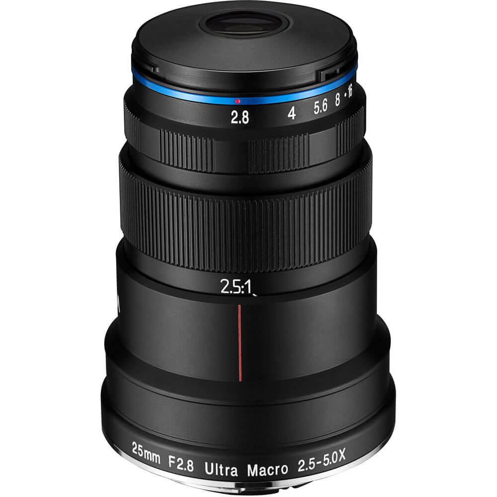 Venus Optics Laowa 25mm f2.8 2.5 5X Ultra Macro Lens 1