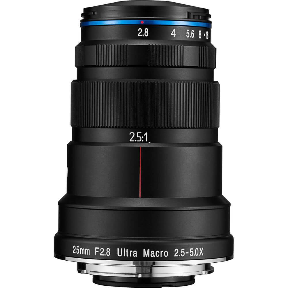 Venus Optics Laowa 25mm f2.8 2.5 5X Ultra Macro Lens 2