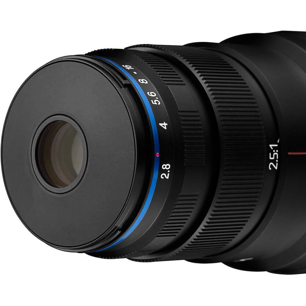 Venus Optics Laowa 25mm f2.8 2.5 5X Ultra Macro Lens 4