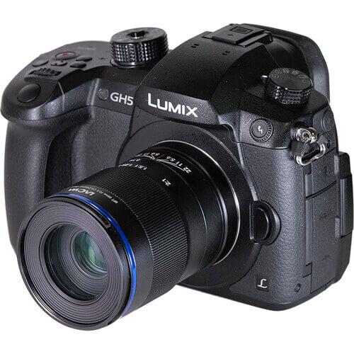Venus Optics Laowa 50mm f/2.8 2X Ultra Macro APO Lens for Micro Four Thirds