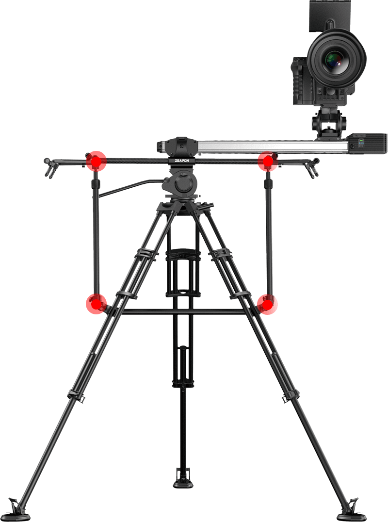 Zeapon Micro 2 E600 Motorized Double Distance Camera Slider 11