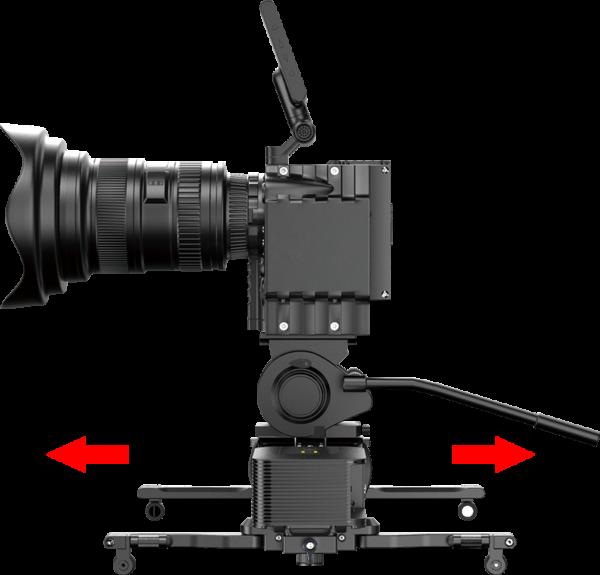 Zeapon Micro 2 E600 Motorized Double Distance Camera Slider 6
