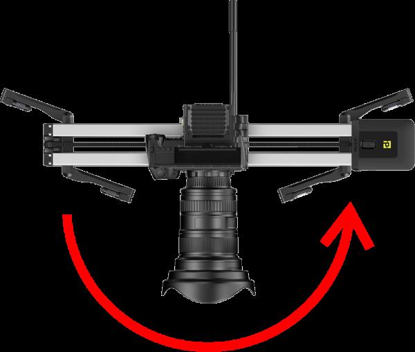 Zeapon Micro 2 E600 Motorized Double Distance Camera Slider 9