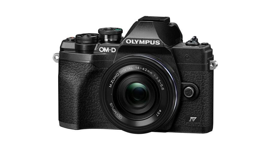 olympus em10 mk4 black kit