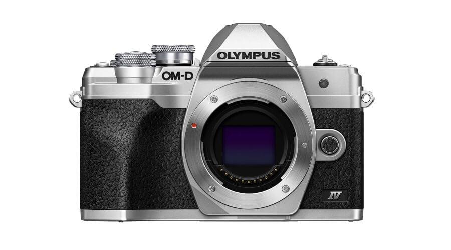 เปรียบเทียบ Olympus OM-D E-M10 IV ขนาด Sensor