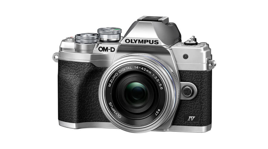 olympus em10 mk4 silver kit