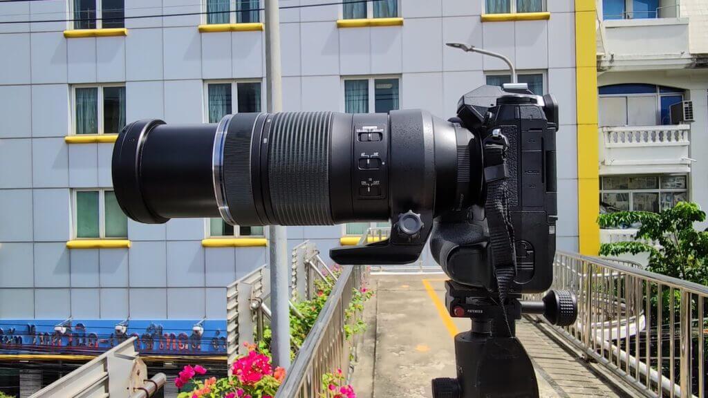 สรุป รีวิว Olympus M.Zuiko 100-400mm f5-6.3 IS