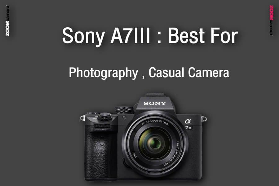 รีวิว เปรียบเทียบ sony a7c vs sony a7iii best zoomcamera 0
