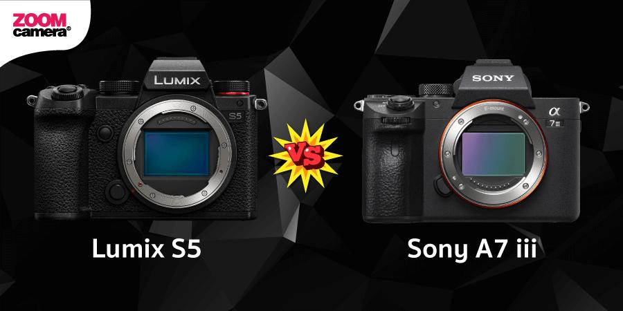 Lumix S5 vs Sony A7III