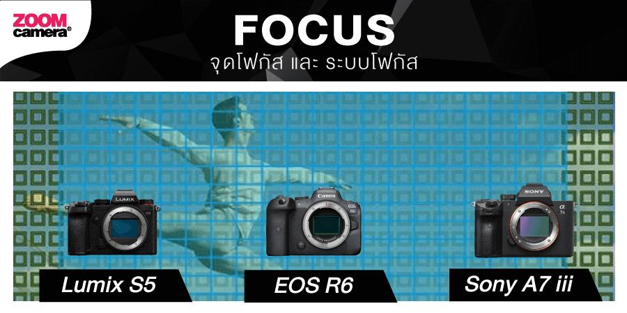 ระบบ Focus Lumix S5