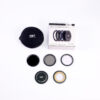 H&Y Magnetic Circular Filter Kit SOZV-1 (ND64+UV+CPL) for Sony ZV-1 Camera