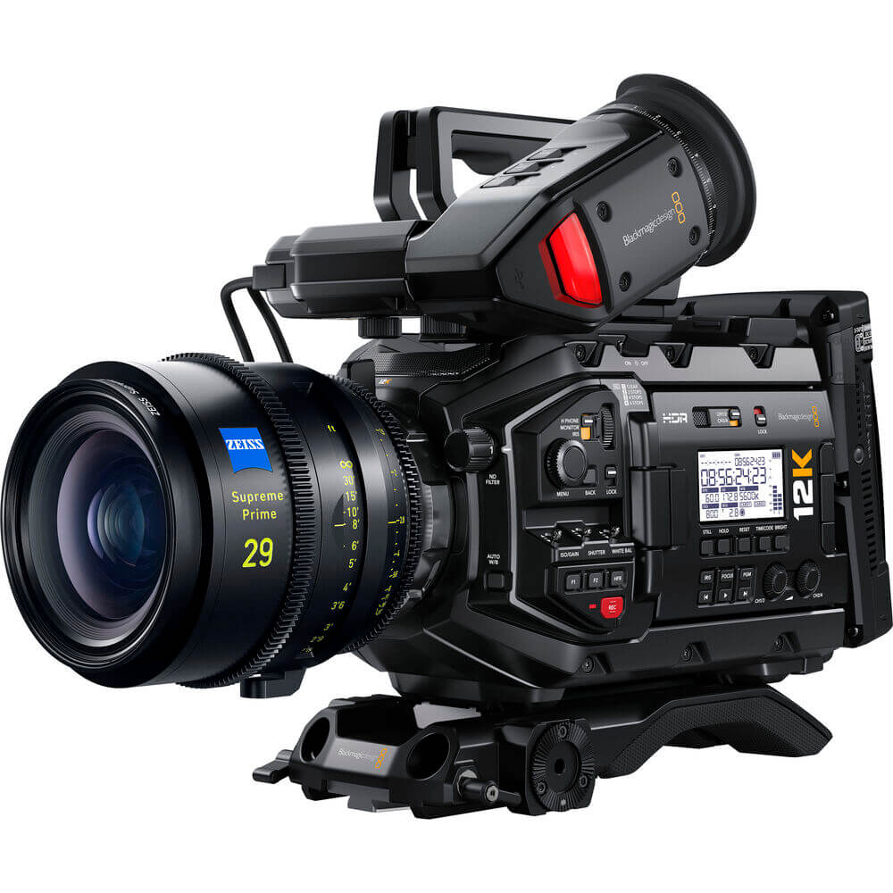 Blackmagic Design URSA Mini Pro 12K 2
