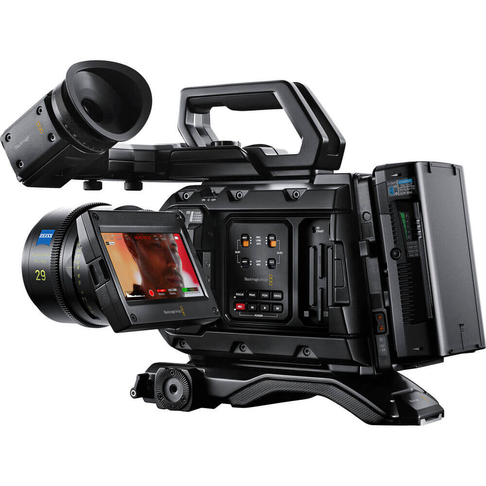 Blackmagic Design URSA Mini Pro 12K 3