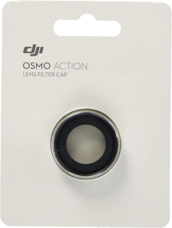 DJI Lens Filter Cap for Osmo Action 6